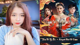 Milona xuất sắc tiến thẳng vào chung kết cuộc thi sắc đẹp tiền tỷ của dòng game Võ Lâm Truyền Kỳ