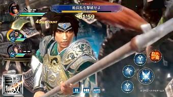 Dynasty Warriors có phiên bản Mobile mới – Đồ họa khủng ngang PC