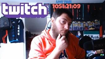 Nam streamer livestream liên tục 1000 giờ, phá vỡ mọi kỷ lục của Twitch
