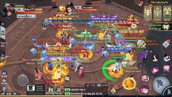 Sống ảo là phải có hội, game thủ Phong Lăng Thiên Hạ  đua nhau khoe ảnh bang hội chất lừ