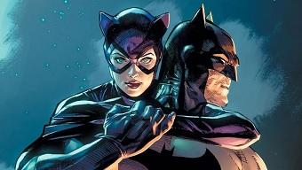 Rò rỉ hình ảnh kề vai chiến đấu của Batman và Catwoman
