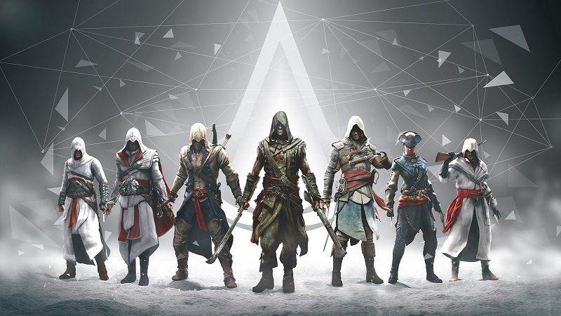 assassin's creed, game pc/console, netflix, phim live-action, game phiêu lưu hành động, phim chuyển thể từ game, phim người thật đóng, game pc/console 2020, game phiêu lưu hành động 2020