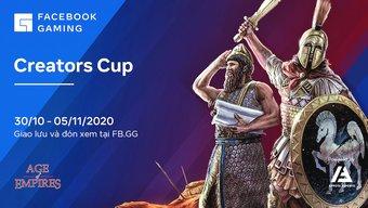 AOE Creator Cup 2020, sự khởi đầu mới cho cộng đồng Đế Chế Việt?