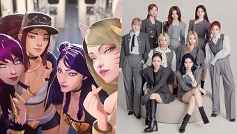 moba, lol, league of legends, liên minh huyền thoại, lmht, riot games, game pc/console, game esports, (g)i-dle, moba 2020, game pc/console 2020, game esports 2020, twice, k/da, nhóm nhạc k/da, nhóm nhạc lmht, nhóm nhạc k-pop