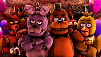 five nights at freddy's, phim five nights at freddy's, kịch bản, blumhouse productions