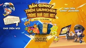 """Gunny PC tổ chức sự kiện """"khủng"""" với tổng giá trị giải thưởng lên đến 100 triệu đồng"""