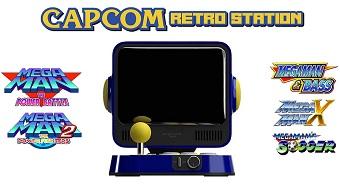 """Capcom công bố máy chơi game mini, chuyên các tựa game """"cổ"""""""