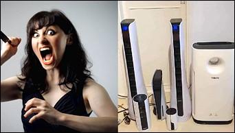 """Bị vợ phát hiện máy lọc khí thực tế là PS5, anh chồng ngậm ngùi rao bán """"em yêu"""""""