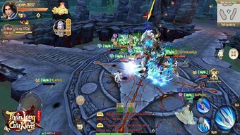 Thần Long Cửu Kiếm - Siêu phẩm hội tụ tinh hoa MMORPG  chuẩn bị ra mắt