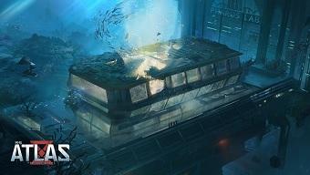 NetEase công bố siêu phẩm hậu tận thế Code: ATLAS – Khi sự sống bị dìm xuống đáy biển sâu