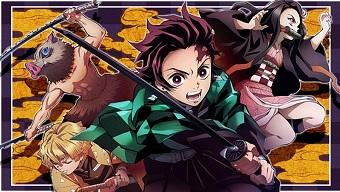 Đúng chuẩn bố nhà người ta, dành 1 năm trời để rèn kiếm Kimetsu no Yaiba cho con trai