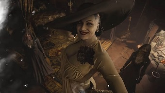 Tiết lộ chiều cao của quý bà Ma Cà Rồng trong Resident Evil Village