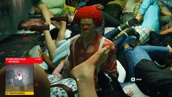 Hitman: Game thủ chơi trội giết hết NPC như phim kinh dị