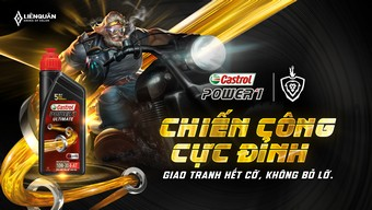 game mobile, game moba, game ios, game android, liên quân mobile, tải liên quân mobile, cộng đồng liên quân mobile, hướng dẫn liên quân mobile, castrol power1