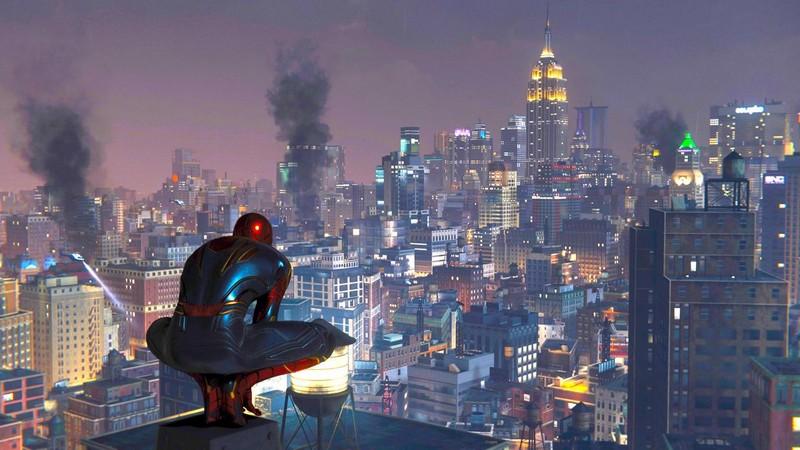 thành phố, bioshock, grand theft auto, resident evil, rapture, raccoon, batman: arkham, los santos, new york, arkham