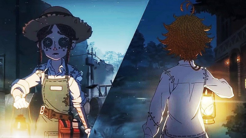 game mobile, game ios, game android, identity v, tải identity v, download identity v, game kinh dị sinh tồn, the promised neverland, norman, link identity v, link tải identity v, down identity v, ray, emma
