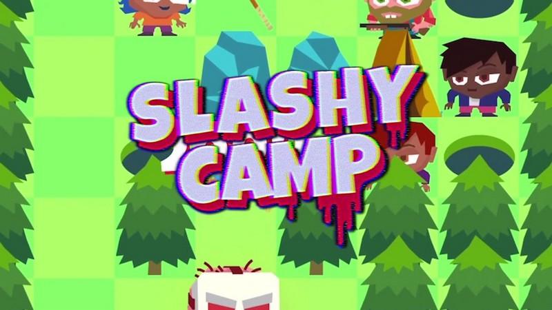 game ios, game android, slashy camp, link slashy camp, tải slashy camp, link tải slashy camp, down slashy camp, download slashy camp, game vượt chướng ngại vật, skullface, blue wizard digital