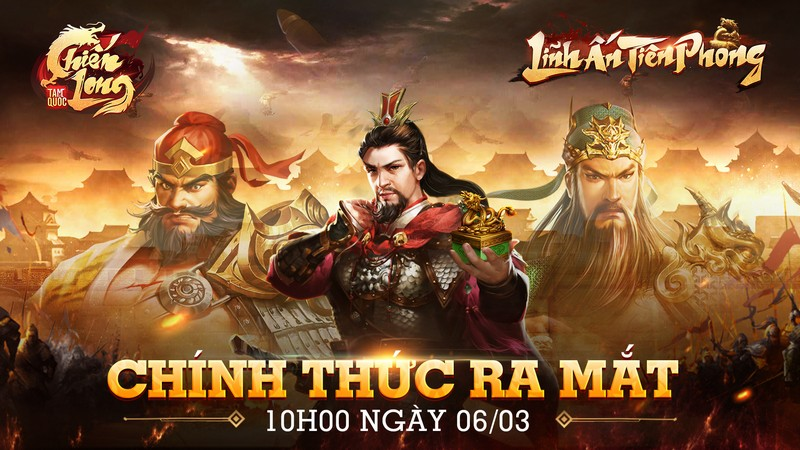 game mobile, game chiến thuật, game ios, game android, game tam quốc, chiến long tam quốc, tải chiến long tam quốc, hướng dẫn chiến long tam quốc, cộng đồng chiến long tam quốc