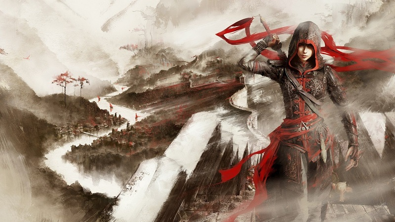 game hành động, ubisoft, assassin's creed, game pc/console, ghost of tsushima, sekiro: shadows die twice, game pc/console 2021, game hành động 2021