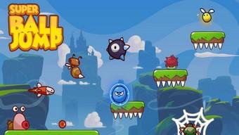 Super Ball Jump Bounce Adventures: Sự kết hợp hoàn hảo giữa Angry Birds và Super Mario