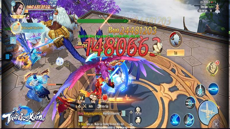 game mobile, game ios, game android, thiên long kiếm, thiên long kiếm 2, tải thiên long kiếm 2, hướng dẫn thiên long kiếm 2, cộng đồng thiên long kiếm 2