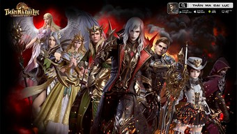 game mobile, game ios, thần ma đại lục, game android, forsaken world, forsaken world: thần ma đại lục, tải thần ma đại lục, hướng dẫn thần ma đại lục, cộng đồng thần ma đại lục