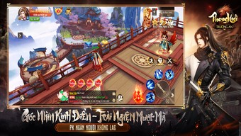 game mobile, game ios, game android, game mmorpg, phong khởi trường an, tải phong khởi trường an, hướng dẫn phong khởi trường an, cộng đồng phong khởi trường an