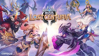 game chiến thuật, com2us, game ios, game android, summoners war: lost centuria, link summoners war: lost centuria, tải summoners war: lost centuria, link tải summoners war: lost centuria, down summoners war: lost centuria, download summoners war: lost centuria
