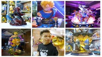 7 viên ngọc rồng, mô hình dragon ball, mô hình 7 viên ngọc rồng, mixigaming, mixi gaming, độ mixi, độ mixi mô hình, độ mixi vlog, mixi vlog, mixi mô hình