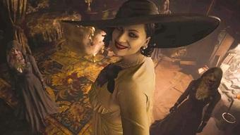 Hút máu người để tồn tại nhưng Lady Dimitrescu không phải Ma Cà Rồng?