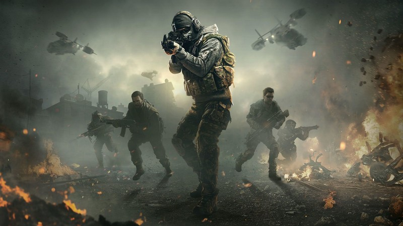game di động, call of duty, activision, activision mobile