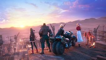 final fantasy 7 remake intergrade, new ending, intermission dlc