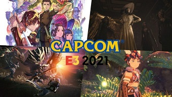 game nhập vai, trailer, final fantasy, game zombie, game pc, game console, capcom, trailer game, resident evil, sự kiện game, game sinh tồn, e3 2021, monster hunter rise, resident evil village, resident evil re:verse, game capcom, the great ace attorney chronicles, monster hunter stories 2: rings of ruin