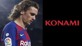 yu-gi-oh, konami, barcelona, cầu thủ bóng đá, antoine griezmann