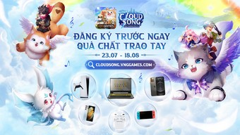 game mobile, vng, game ios, game android, cloud song vng, tải cloud song vng, hướng dẫn cloud song vng, cộng đồng cloud song vng