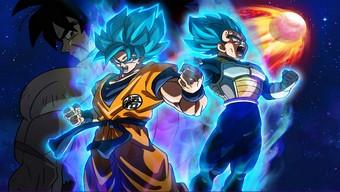 Phim Dragon Ball Super mới tiết lộ teaser đầu tiên đồng thời công bố thời gian công chiếu