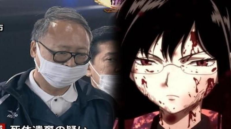 manga, nhật bản, anime, nghịch tử sát hại cha mẹ
