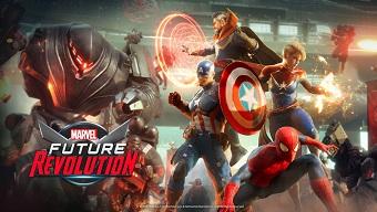 Marvel Future Revolution – Game siêu anh hùng đỉnh cao ấn định ngày ra mắt