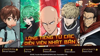 game mobile, manga, anime, game ios, game android, one punch man, saitama, one punch man: the strongest, tải one punch man: the strongest, hướng dẫn one punch man: the strongest, cộng đồng one punch man: the strongest