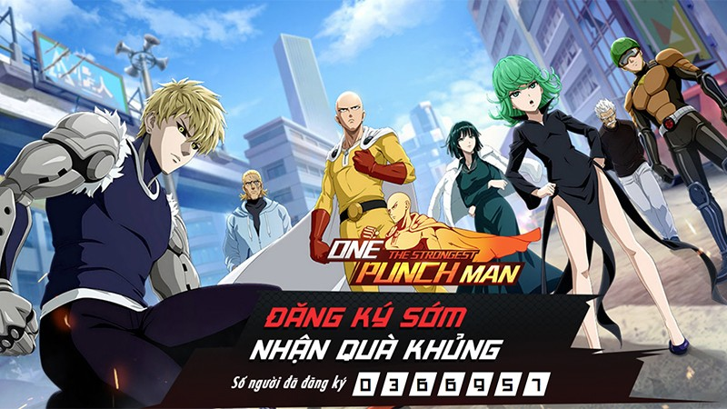 game mobile, game ios, game android, one punch man, saitama, one punch man: the strongest, tải one punch man: the strongest, hướng dẫn one punch man: the strongest, cộng đồng one punch man: the strongest