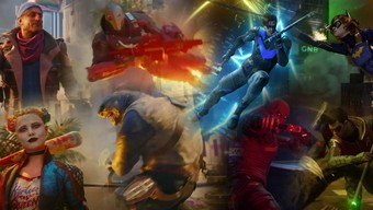 suicide squad: kill the justice league, dc fandome, warner bros. games, gotham knights, dc entertainment