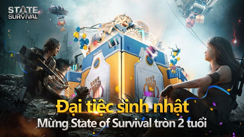 game mobile, game zombie, norman reedus, game survival, state of survival, tải state of survival, hướng dẫn state of survival, cộng đồng state of survival, sinh nhật 2 tuổi state of survival, kim jong kook, sự kiện state of survival, sinh nhật state of survival