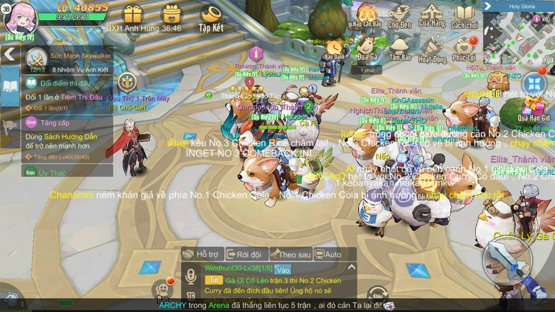 game mobile, vng, game ios, game android, cloud song vng, tải cloud song vng, hướng dẫn cloud song vng, cộng đồng cloud song vng, vnggames, review cloud song vng