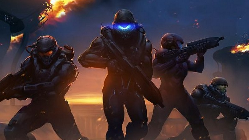 halo, halo 5, 343 industries, master chief collection, h5: forge