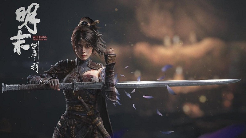game nhập vai, arpg, game pc/console, game pc/console 2021, game nhập vai 2021, arpg 2021, wuchang: fallen feathers, leenzee games
