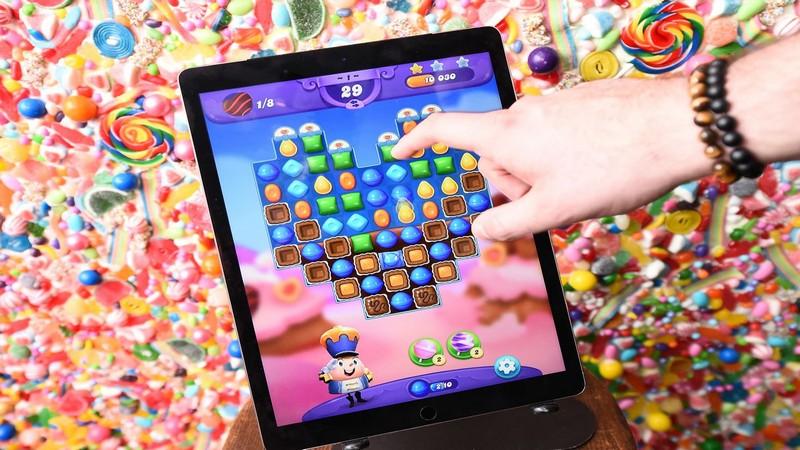 candy crush saga, game mobile, game ios, game android, esports, thể thao điện tử, candy crush all stars us, khloé kardashian