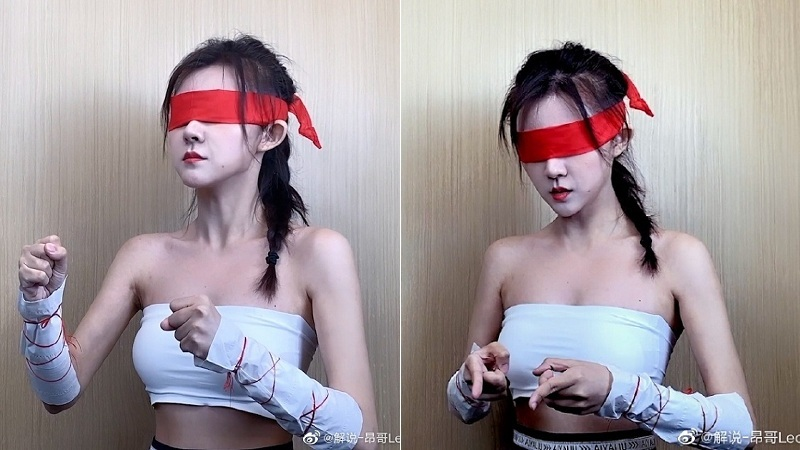 cosplay, game mobile, moba, game ios, game android, lmht mobile, moba mobile, caster, lpl, game esports, lee sin, lmht: tốc chiến, moba 2021, game esports 2021, game mobile 2021, game ios 2021, game android 2021, nữ caster, caster lmht: tốc chiến