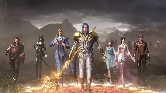 game mobile, square enix, game ios, game android, game trung quốc, 37games, final fantasy 14, game mobile 2021, game ios 2021, game android 2021, đấu la đại lục: hồn sư đối quyết, đấu la đại lục mobile, đấu la đại lục, final fantasy 15: shadowbringers