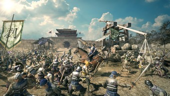 chiến thuật, trailer, ps4, koei tecmo, nintendo switch, ps5, omega force, dynasty warriors 9 empires