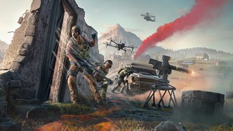 trailer, ubisoft, closed beta, ghost recon frontline, sê-ri ghost recon, expedition